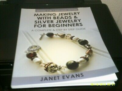 Making Jewellery With Beads & Silverjewellery For Beginners Book