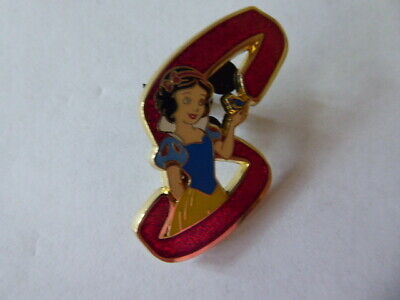 Disney Trading Pins 132810 Princess Letter - Mystery - Snow White