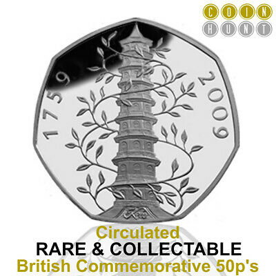 Rare & Collectible British 50p Commemorative Olympic Jemima Puddleduck Coin Hunt