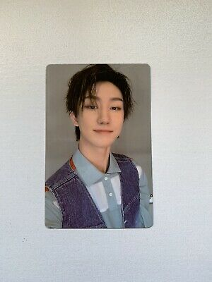 Seventeen Minghao The 8 An Ode Photocard