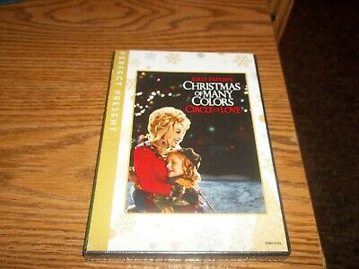 Dolly Parton's Christmas of Many Colors: Circle of Love (DVD 2016) New