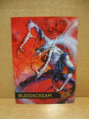 1995 Fleer Ultra Marvel Comics X-Men Card #8 - Bloodscream