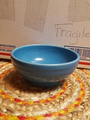 "Fiesta® 1st Quality Small 5"" Footed (Rice) Bowl - CHOICE of Colors"