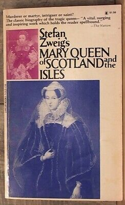 Mary Queen of Scotland and the Isles by Zweig, Stefan  Lancer Books