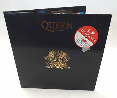 QUEEN (FREDDIE MERCURY) 'GREATEST HITS II' Double Vinyl LP In Gatefold - BA3