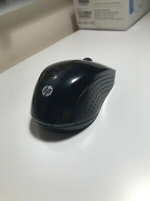 HP X3000 Wireless Optical Mouse Used, Lightly Used