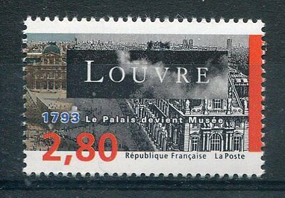FRANCE 1993,  timbre 2851, MUSEE du LOUVRE, neuf**, VF MNH STAMP, MUSEUM