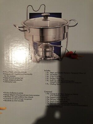 Tramontina 3Ot. Chafing Dish Never Been Opened