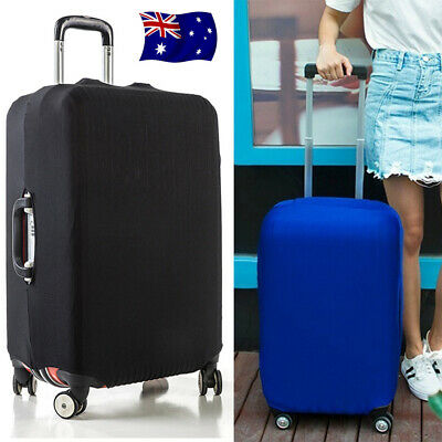 """20""""-28"""" Elastic Luggage Cover Travel Suitcase Protector Dustproof Anti-scratch"""