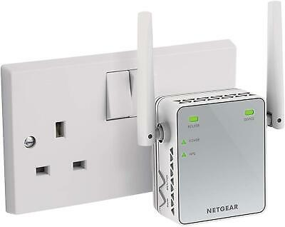 Wi-Fi Signal Booster Range Extender High Performance Secure Internet Repeater
