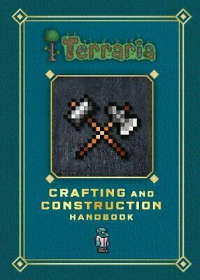 Terraria: Crafting and Construction Handbook-Unknown