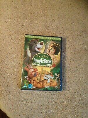 The Jungle Book 40th Anniversary 2disc Dvd.