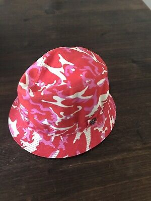 Philip Treacy Hat Red Pink Campbell's Soup Medium
