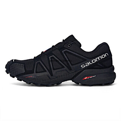 Salomon Speedcross 4 Mens Water Resistant Running Shoes Trainers Athletic S4-10