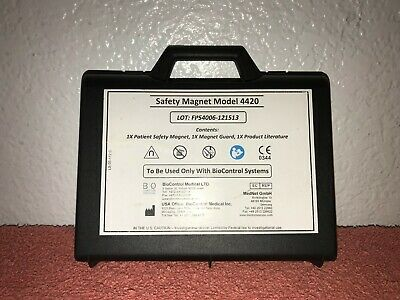 Bio Control Systems Safety Magnet 4420