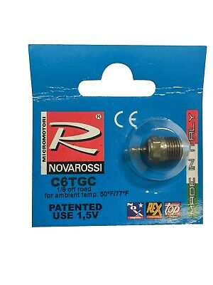 Novarossi CTO5 Off-Road Candela Conica #5 Turbo Glow Plugs 5