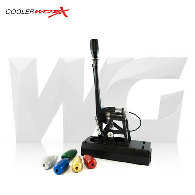 Coolerworx Pro Short Shifter Kit Mini Cooper R50 R53 R56 Models - CWX-MINIR5X-BK