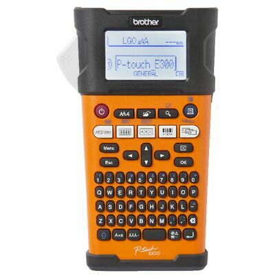Brother P-touch Label Maker PT-E300VP for TZe tapes in 3.5, 6, 9, 12 or 18mm