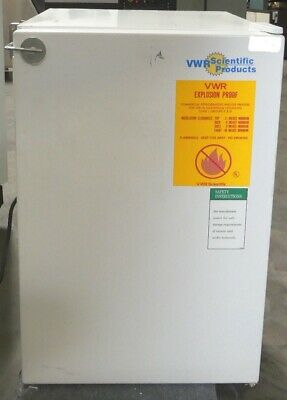 R162359 VWR Scientific Explosion Proof Freezer U2005XA14