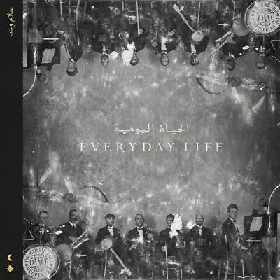Coldplay Everyday Life  CD Released 22nd November 2019 sealed