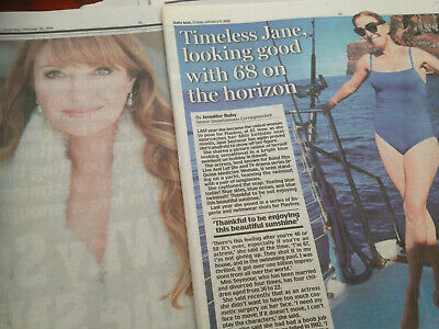 <>  Jane Seymour <> Hollywood star : Clippings
