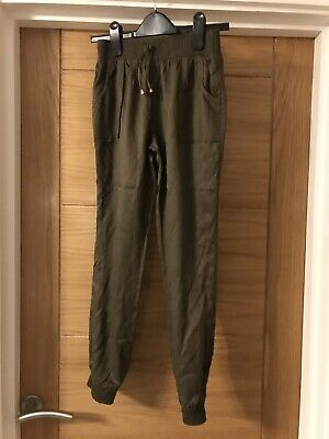 Girls Green Hareem Trousers From F&F - Aged 9-10 Years