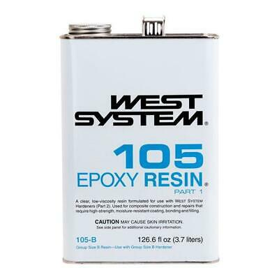 West System 1832351 High Strength Epoxy Resin - 126.6 oz
