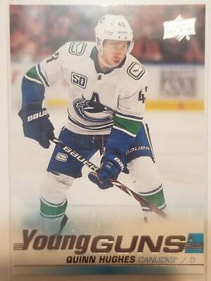 2019-20 Ud Upper Deck Young Guns Sp Serie 1