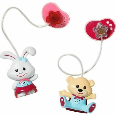 Baby Born Doll's Interactive Dummy with sound effects Bunny or Teddy Design New