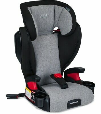 Britax Highpoint Booster Car Seat in Nanotex Brand New !! Free Shipping !!