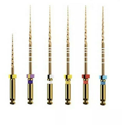 Dentsply ProTaper Gold Files Assorted SX 25mm