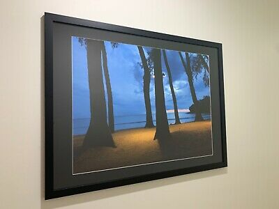 Stunning Artwork - Framed Picture of Kamala Beach, Phuket - Brand New
