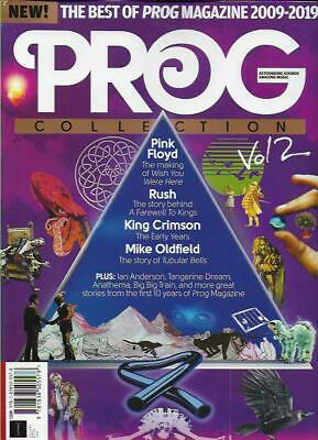 PROG COLLECTION MAGAZINE- VOLUME 2 *Post included to UK/Europe/USA/Canada