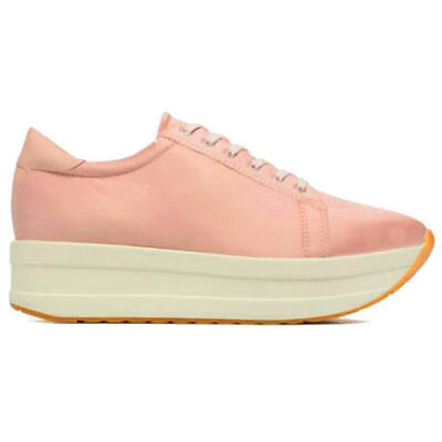 Vagabond Casey Womens Ladies Pink Chunky Platform Trainers Shoes  Size 4-7