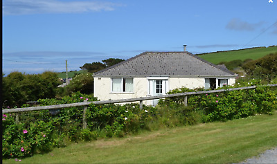 Easter Holiday in Cosy West Wales Cottage With Sea Views. Fri 3rd - 10th April