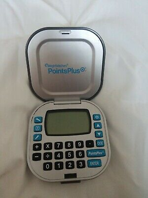 Weight Watchers Points Plus Pocket Calculator