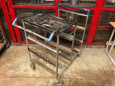 Warehouse Stock Order Picking Packing Internet Container Trolley