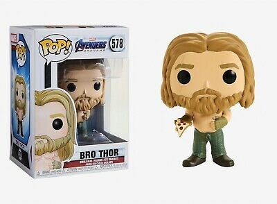 Funko Pop Marvel Avengers Endgame: Bro Thor Vinyl Bobble-Head #45142