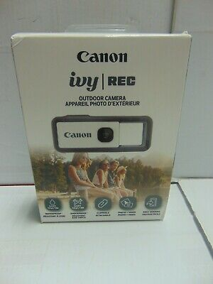 Canon IVY REC 13MP Full HD Outdoor Camera - Brand New - Free Shipping