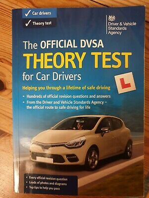 The Official DVSA Theory Test for Car Drivers: 2018 by Driver and Vehicle Stand…