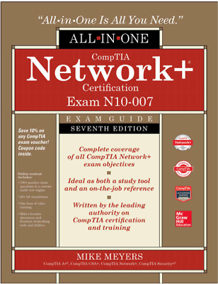 CompTIA Network+ N10-007 All-in-One Certification Exam Guide 7th (PDF)