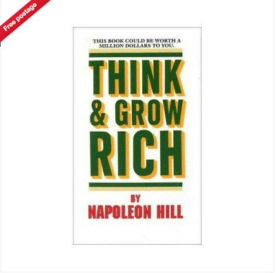 Think and Grow Rich by Napoleon Hill [ PDF ]