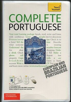 Complete Portuguese with Two Audio CDs: A Teach Yourself Guide