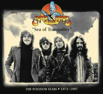 Sea Of Tranquility: The Polydor Years 1974-1997 - Barclay James Harvest CD GEVG