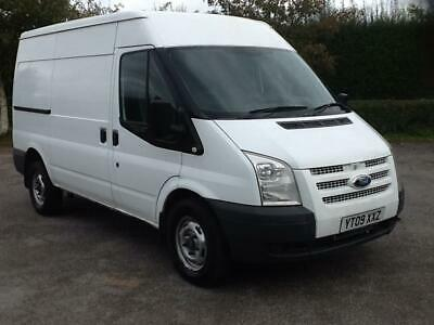 2009 Ford Transit 330 MWB 2.4 TWIN SLIDEING DOORS AIRCONDITIONING