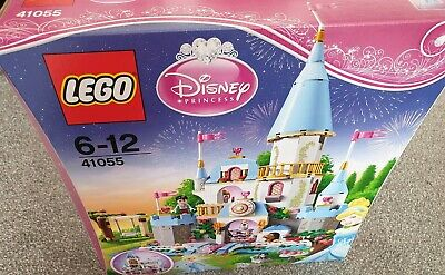 Lego Disney Princess 41055 Cinderella's Romantic Castle New & Sealed