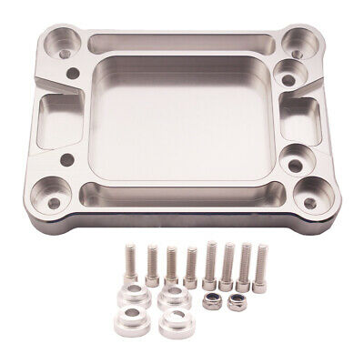 Billet Shifter Box Base Plate For Honda Civic Integra K20 K24 K Swap 88-00