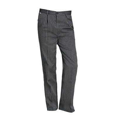 Chef Uniform Unisex Hotel Kitchen Overalls Pant Elastic Waist Trousers Workwear