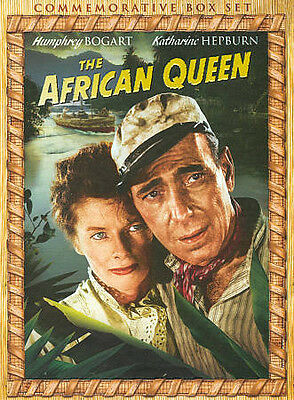 NEW The African Queen Commemorative Box Set DVD + CD + Book Rare OOP DVD HTF