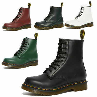Women Mens Desert Boots Real Leather Classic Ankle Combat Boots Fur Lined Shoes